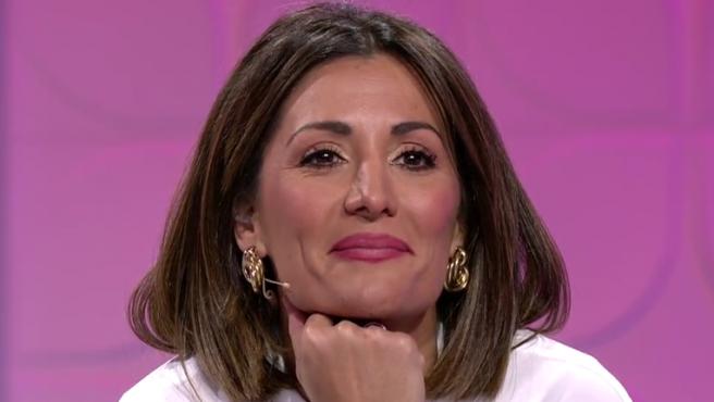 Nagore Robles, la colaboradora de 'Mujeres y Hombres y Viceversa'.