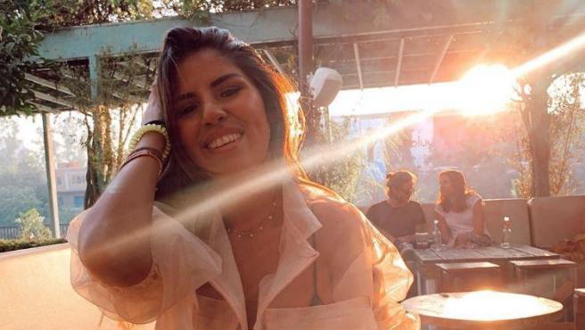 Chabelita Pantoja, en una imagen publicada recientemente en Instagram.