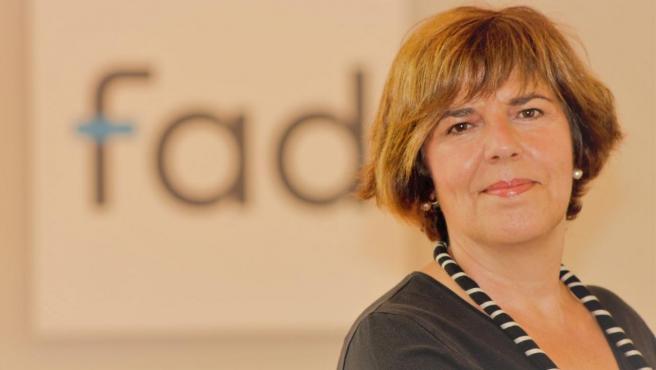 Eulalia Alemany, directora técnica de la Fundación de Ayuda contra la Drogadicción.