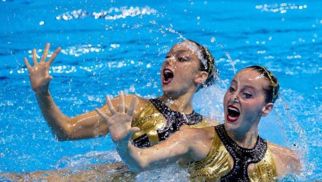 España, clasificada a los Juegos de Tokio en natación artística