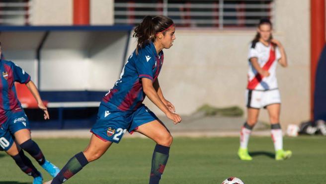 Alba Redondo, jugadora del Levante UD.