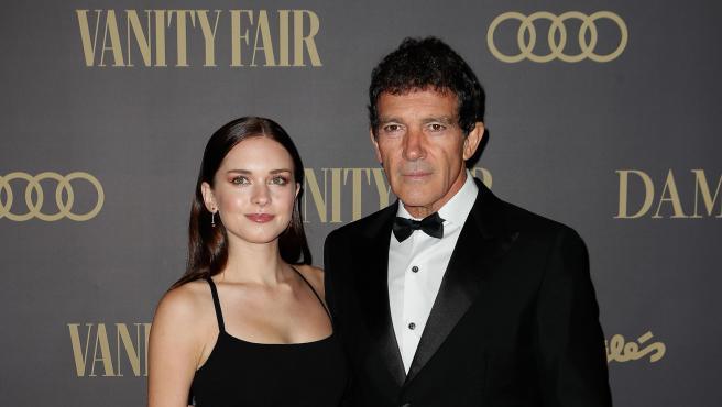Antonio Banderas y su hija, Stella del Carmen.