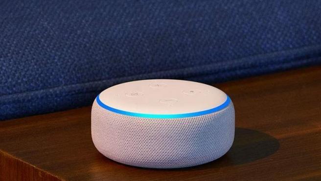 Echo Dot de 3ª generación.