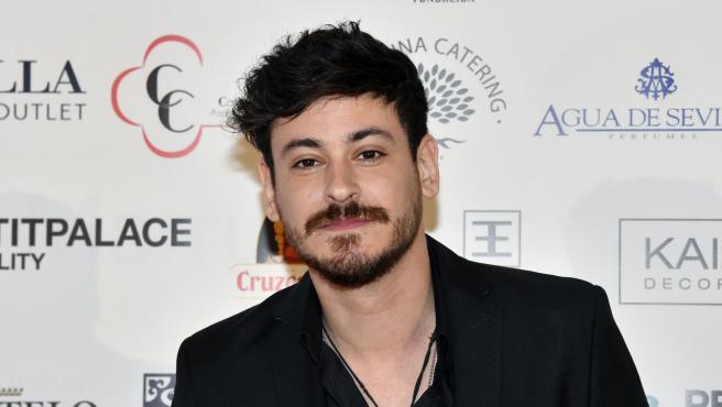 El cantante Luis Cepeda.