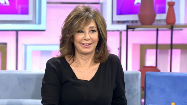 Ana Rosa Quintana opina sobre las negociaciones de PSOE y ERC.