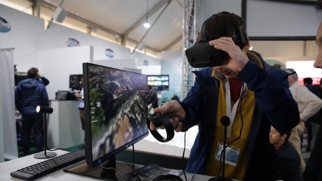 Participante en la VI Feria de Innovación y Nuevas Tecnologías