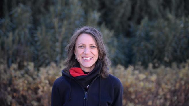 Rebeca Tur es la Coordinadora de Familias de Plena Inclusión Madrid