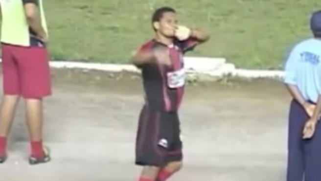 Fabio Junior, exdelantero que pasó por el Real Madrid.