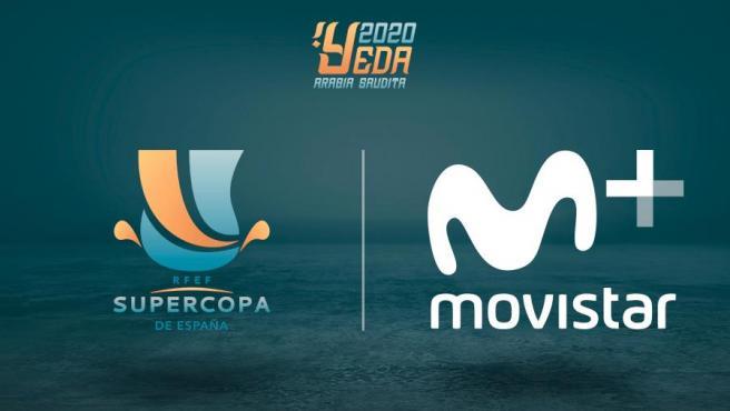 Movistar y la RFEF llegan a un acuerdo para emitir la Supercopa de España