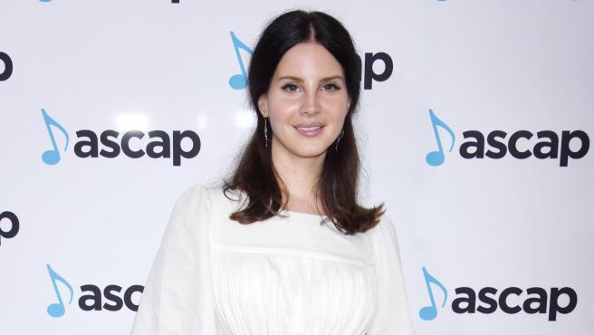 La cantante Lana del Rey, en 2018.