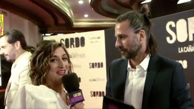 Susi Caramelo entrevista a Hugo Silva.