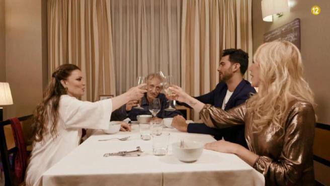 Nueva temporada de 'Ven a cenar conmigo: Gourmet Edition'.
