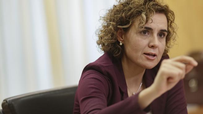 La eurodiputada Dolors Montserrat (PP)