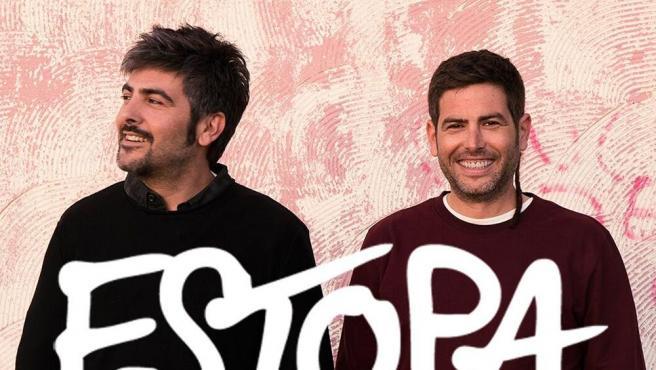 Cartel del concierto de Estopa en Valladolid el próximo 29 de mayo.