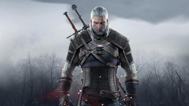 El brujo Geralt de Rivia es el protagonista de las novelas, los videojuegos y ahora la serie de TV de 'The Witcher'.