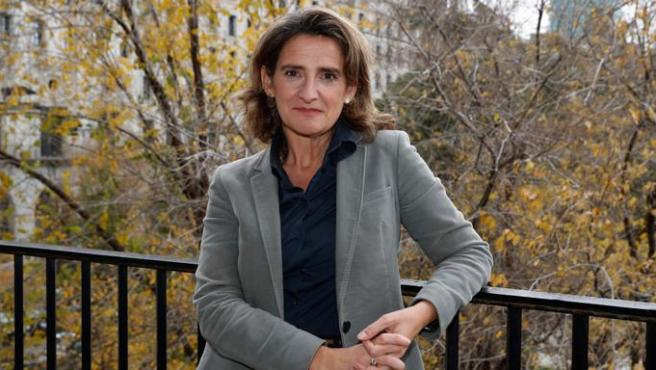 Ribera, ex ministra de Transición Ecológica, repetirá en el nuevo Gobierno.