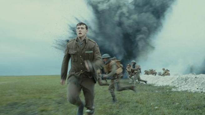 Imagen de la película '1917'.