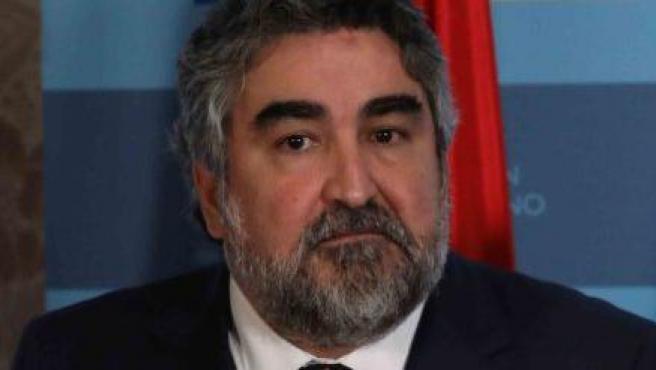 Imagen de José Manuel Rodríguez Uribes, nuevo ministro de Cultura.