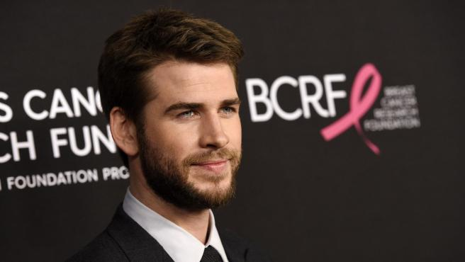 El actor Liam Hemsworth.