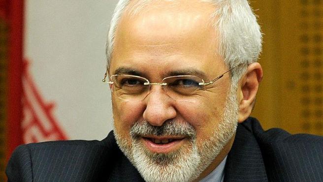 El ministro de exteriores iraní, Muhammad Yavad Zarif.