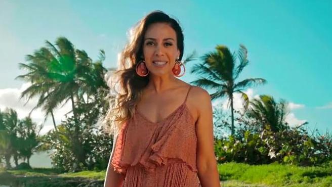 Mónica Naranjo, en 'La isla de las tentaciones'.