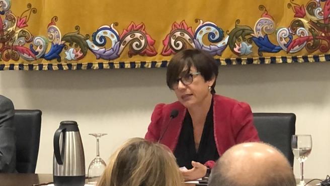 La subdelegada del Gobierno, María Gámez, entre los candidatos para la dirección de la Guardia Civil
