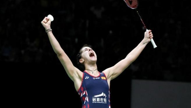 Carolina Marín alcanza la final del Masters de Indonesia