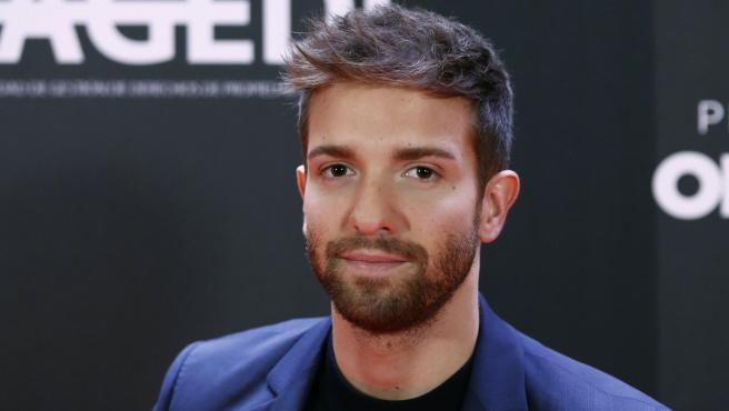 Pablo Alborán, en los premios Odeón.