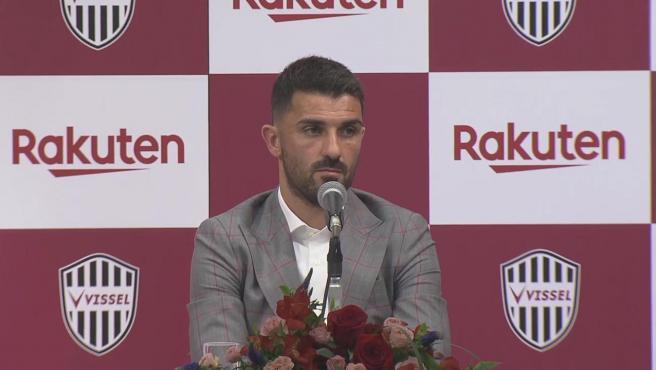 El exfutbolista asturiano David Villa tiene tres hijos: Zaida, Olaya y Luca, fruto de su matrimonio con Patricia González.
