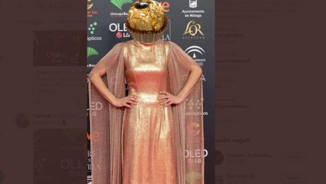 Uno de los memes de los Goya 2020.