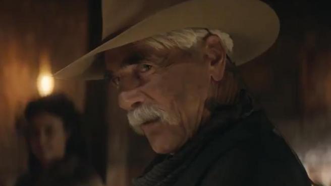 Sam Elliot, uno de los protagonistas del anuncio de Doritos.