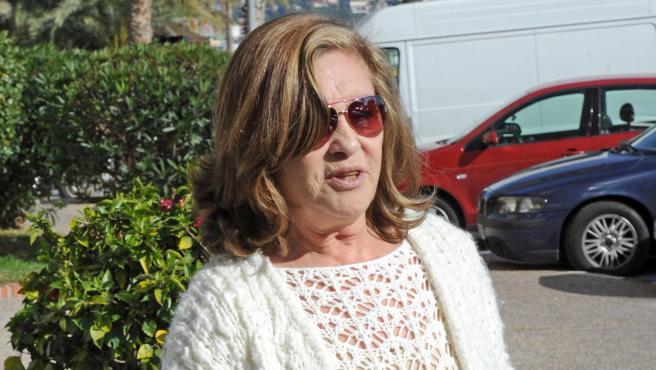 La actriz Pepa Flores, en una imagen de 2014, en Málaga.