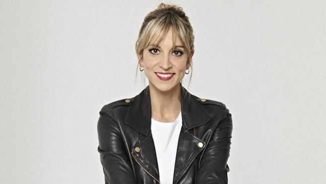 La periodista Rebeca Marín.