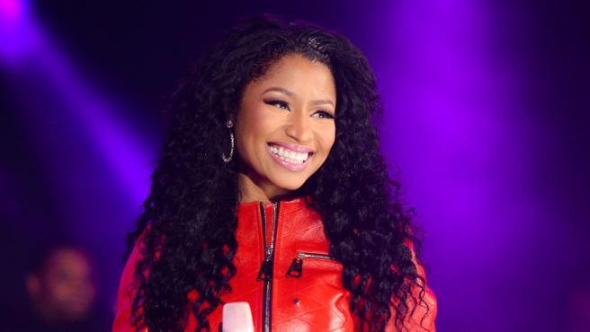 La cantante Nicki Minaj, en 2015.