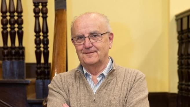 Juan Manuel Ribera, médico y catedrático emérito de Geriatría de la Universidad Complutense.
