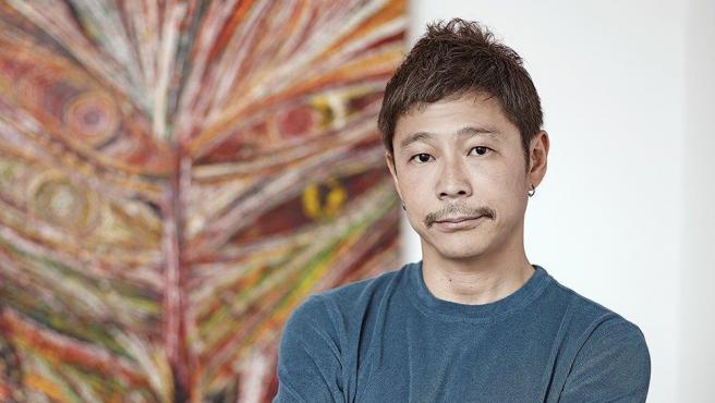 Yusaku Maezawa, el multimillonario que viajará a la Luna.