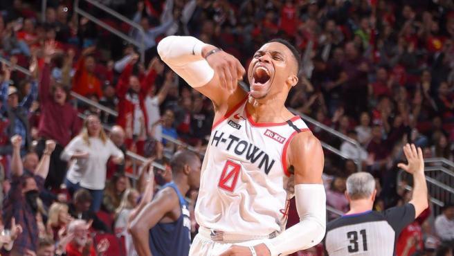 Jugador de los Rockets