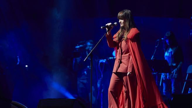 La Bien Querida, en un concierto el pasado diciembre.