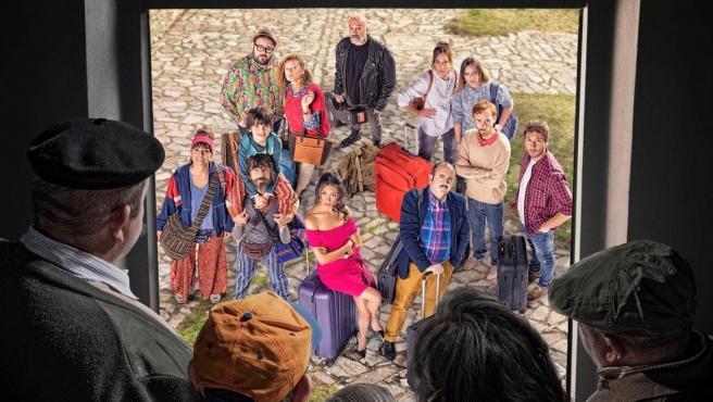 Imagen promocional de El pueblo.