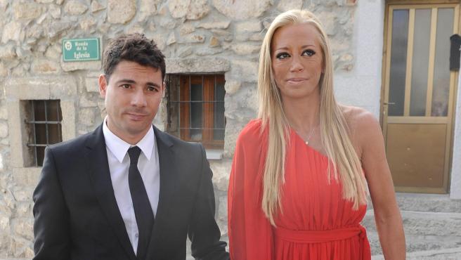 Fran Álvarez y Belén Esteban, en una imagen de 2012.