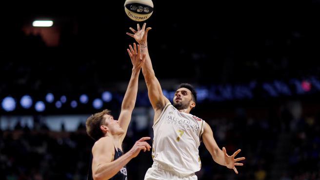 Real Madrid - Bilbao Basket