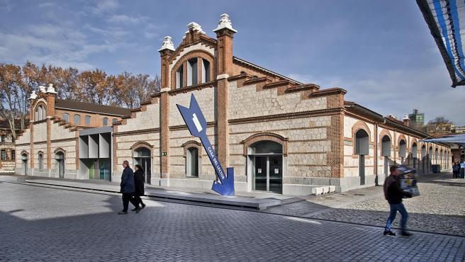 El Matadero de Madrid.