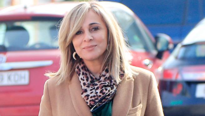 Ana María Aldón, en una imagen de diciembre de 2019.