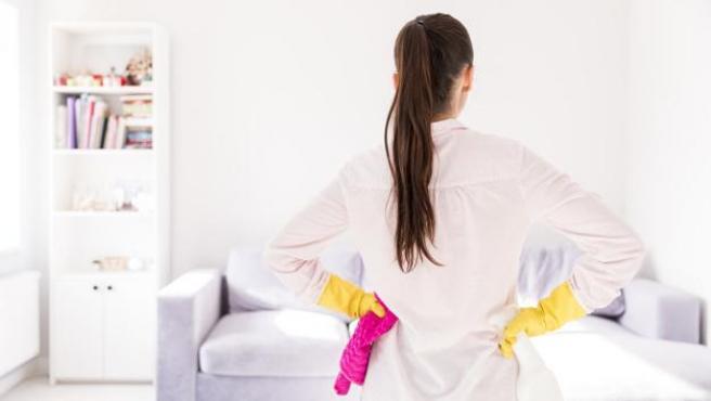 Los robots aspirador facilitan las tareas del hogar.