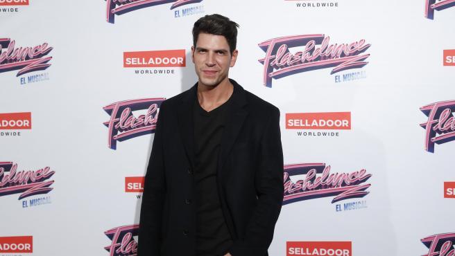 El colaborador televisivo Diego Matamoros, en enero de 2020.