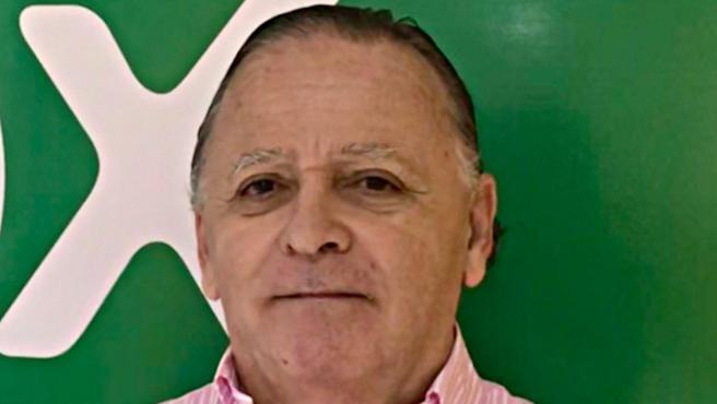 Juan Ros Alcaide, senador de Vox por Ceuta