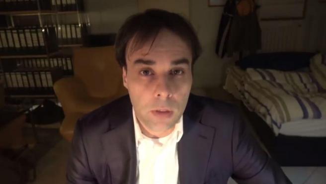 Tobias Rathjen, presunto autor de los tiroteos de Hanau