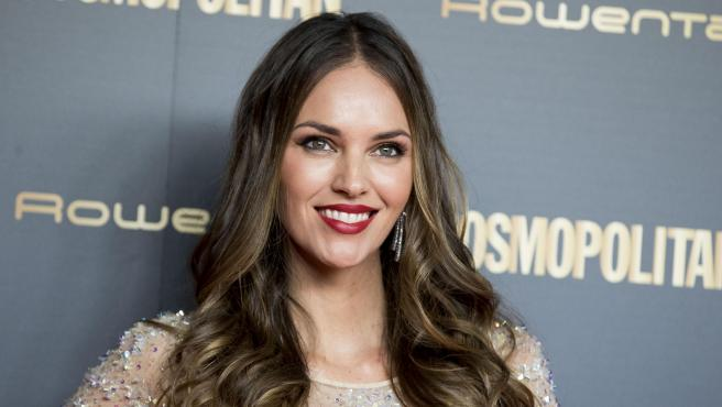 La modelo Helen Lindes, en octubre de 2018.
