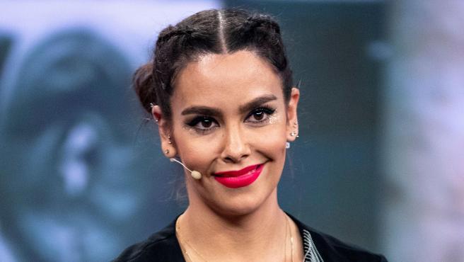 Cristina Pedroche, en el programa 'El Hormiguero'.