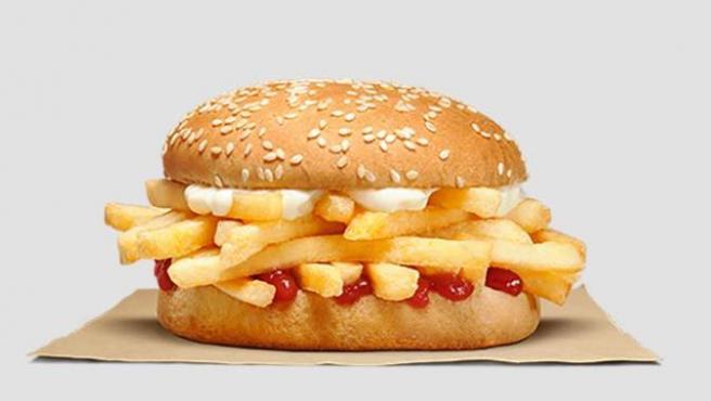 La nueva hamburguesa de Burger King